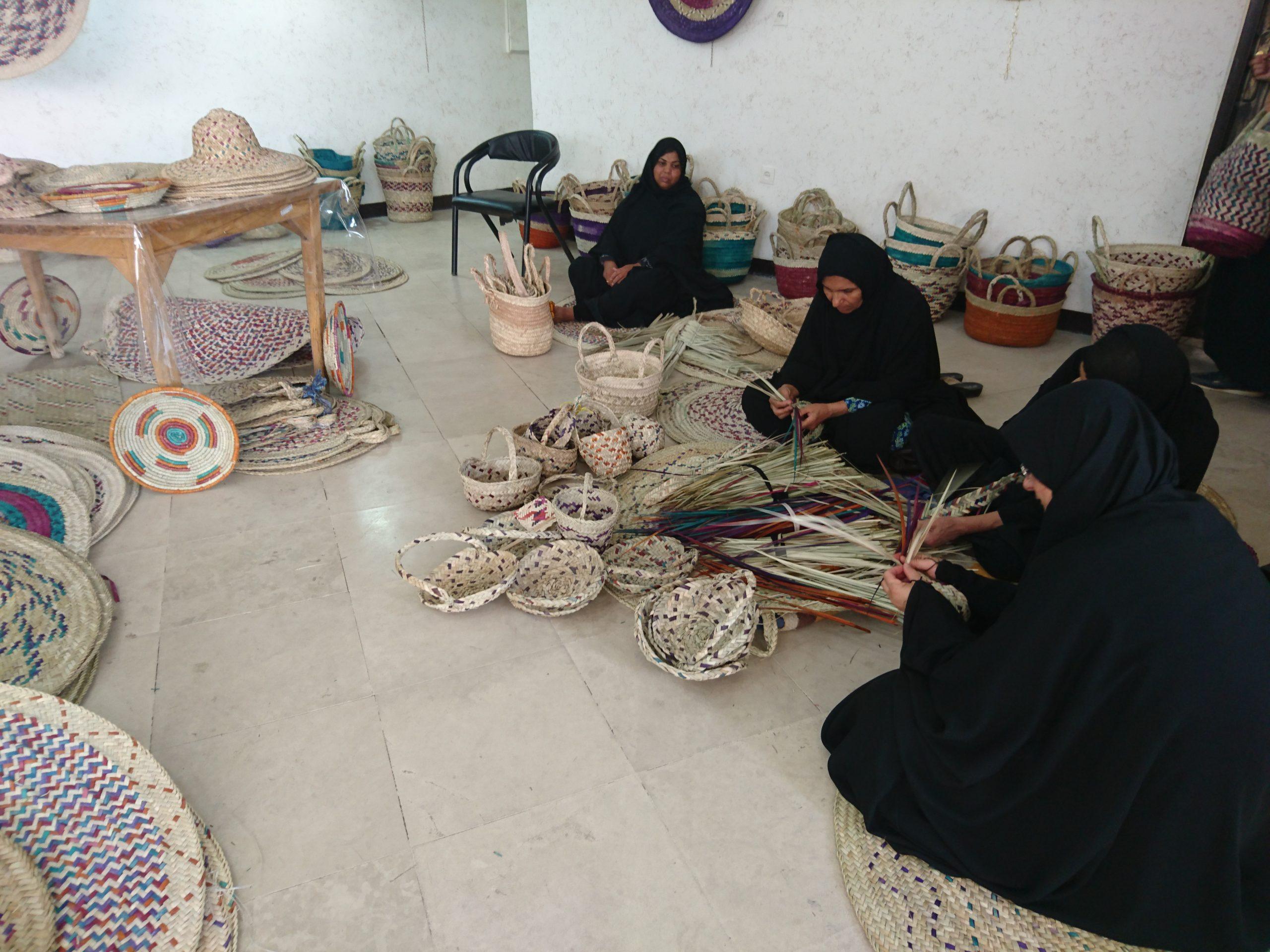 پویایی صنایع دستی در سایه کرونا